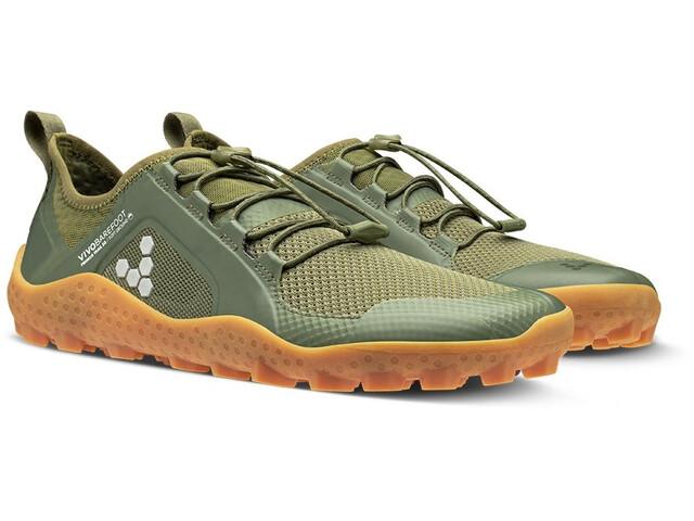 Vivobarefoot Primus Trail SG Sko Herrer, olive